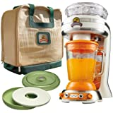 Margaritaville Key West Frozen Concoction Maker with Salt & Lime Tray & Travel Bag