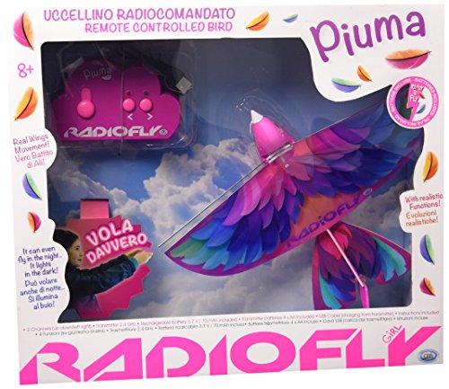 Radiofly - Girl Piuma Uccellino Radiocomandato