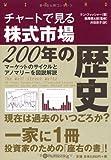 チャートで見る株式市場200年の歴史 (ウィザードブックシリーズ)