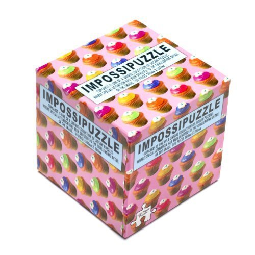 Impossipuzzle Cubes Cupcakes by Impossipuzzle Cubes