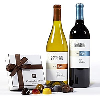 Cameron Hughes Red, White and You Gift Set, 2 x 750 mL from Cameron Hughes Wine