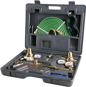 Portable Gas Welding Torch Tool Set