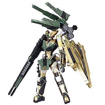 銀河機攻隊マジェスティックプリンス GOLD FOUR <ケレス大戦仕様> 全高約240mm ノンスケール プラモデル