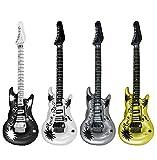 Guitarra Hinchable Estilo Rock 'n' Roll - Se Vende en Unidades de 4.