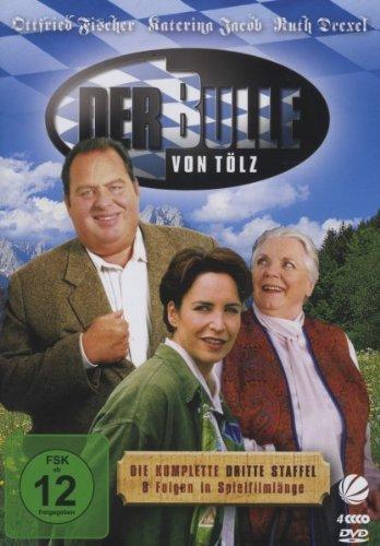 Der Bulle von Tölz - Die komplette dritte Staffel [4 DVDs]
