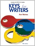 Keys for Writers, 2009 MLA Update Edition