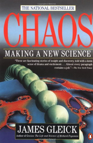Chaos: Making a New Science: James Gleick: 9780747404132: Amazon.com: Books