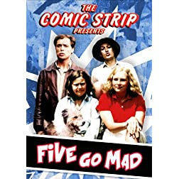 Comic Strip Presents: Five Go Mad
