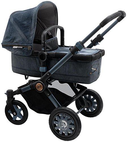 Bugaboo Buffalo Special Edition Diesel Stroller - Denim