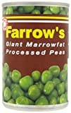 Farrows Giant Marrowfat Processed Peas 300 g (Pack of 24)