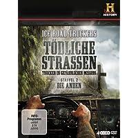 Ice Road Truckers - Tödliche Straßen: Trucker in gefährlicher Mission, Staffel 2 [4 DVDs]