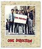 Carpeta 4 Anillas One Direction