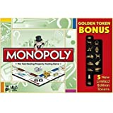 Monopoly Golden Token Bonus Edition
