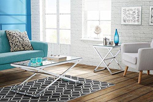 couchtisch chrom glas com forafrica. Black Bedroom Furniture Sets. Home Design Ideas