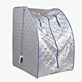 Far Infrared FIR Portable Foldable Spa Sauna Detox Ion, SI01