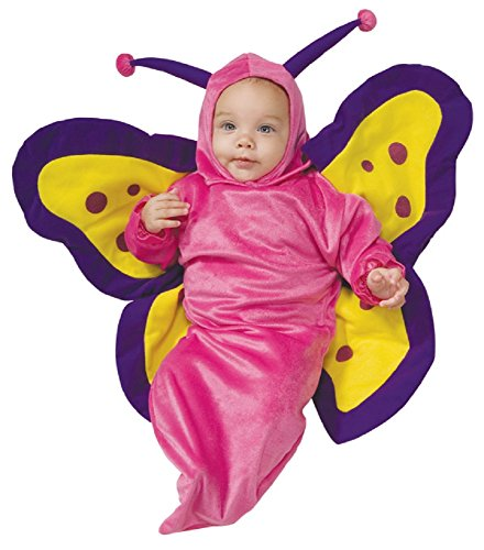 Baby Butterfly Bunting Costume Size Newborn to 9 Months