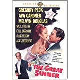 The Great Sinner [DVD] [1949] [Region 1] [US Import] [NTSC]by Frank Morgan