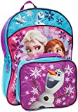 Fast Forward BackPack with Detachable Lunch Bag - Disney Frozen
