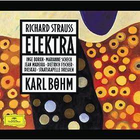 """R. Strauss: Elektra, Op.58 - """"Was willst du, fremder Mensch?"""""""