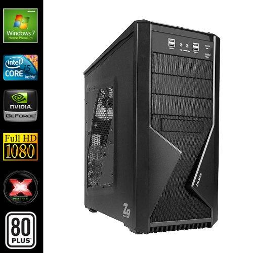 Sedatech - PC Gamer Ultimate, Desktop (Intel i5-3570 4x3.4Ghz, Geforce GTX670 2048Mb, 16Gb RAM, 2000Gb HDD, USB 3.0, Full HD 1080p, 80+ PSU, Win 7)