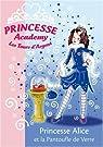 Princesse Academy Tome 10 -Les Tours d'Argent : Princesse Alice et la Pantoufle de Verre par French