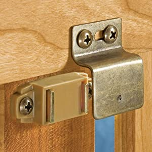 magnetic catch for inset doors cabinet and furniture door catches