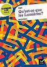 Qu'est-ce que les Lumi�res ? par Kant