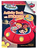 Little Einsteins Activity Book w/ Stickers (1ct)