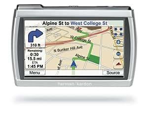 Harman Kardon GPS-300 4-Inch Portable GPS Navigator
