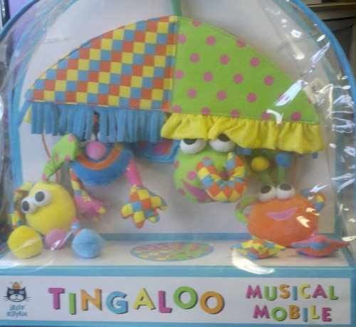 Tingaloo Musical Mobile