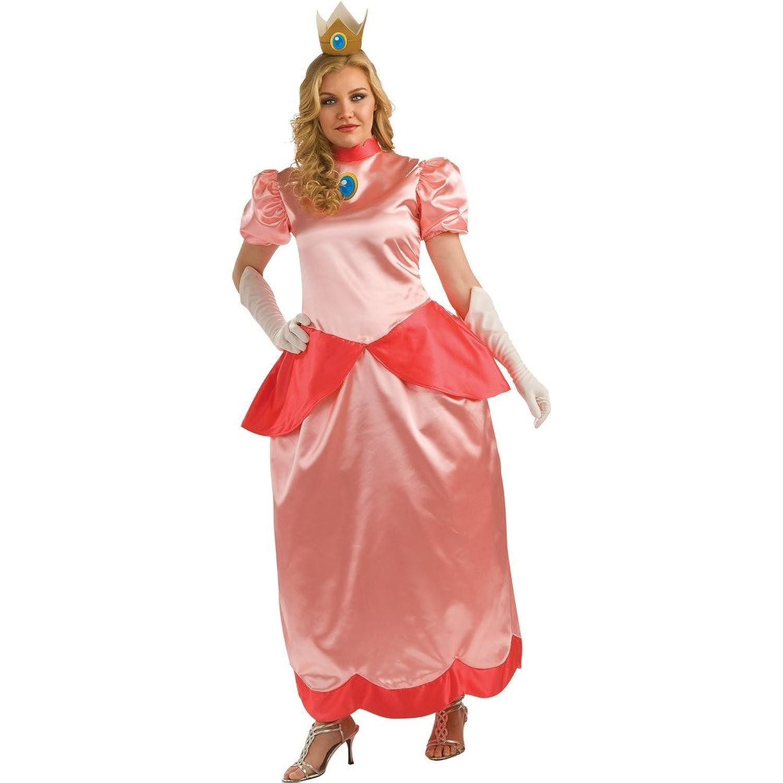 Super Mario Brothers Deluxe Princess Peach Costume