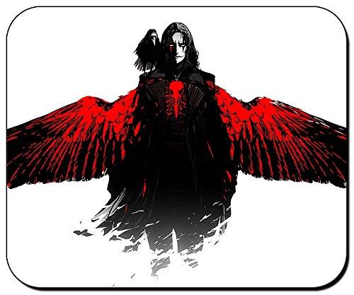 Le Corbeau The Crow Tapis mousepad PC