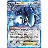 Lugia Ex Plasma Storm 108/135 Pokemon Card Ultra Rare