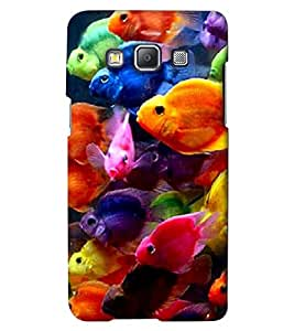 Impact Designs A8-406 Back Cover for Samsung Galaxy A8 (Multi-Color)
