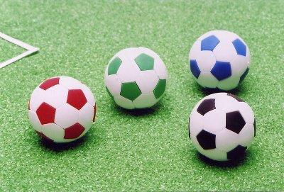サッカーボール消しゴム 【まとめ買い・60個】
