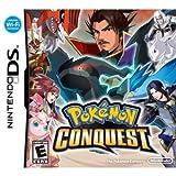 Pokemon Conquest [Region Free USA Import] (DS / 3DS)