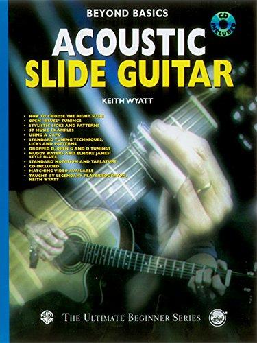 Acoustic Slide Guitar (The Ultimate Beginner Series)