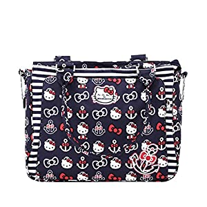 Ju-Ju-Be Be Classy Structured Handbag Diaper Bag - Hello Kitty Out to Sea from Ju-Ju-Be