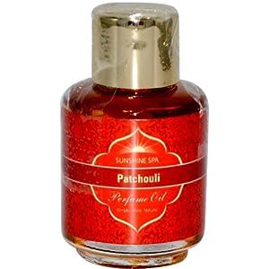 Sunshine Spa Perfume Oil Patchouli -- 0.25 fl oz