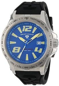 Swiss Legend 10043-03 - Reloj de pulsera hombre, caucho