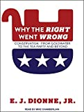img - for Why the Right Went Wrong: Conservatism From Goldwater to the Tea Party and Beyond book / textbook / text book