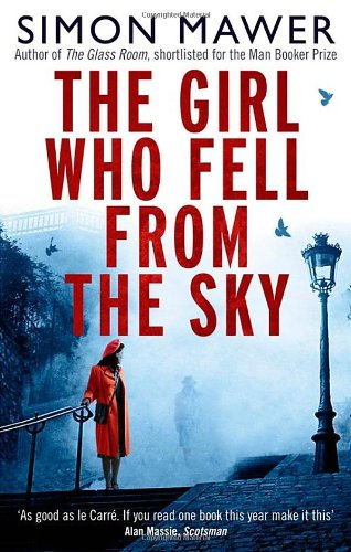 The Girl Who Fell From The Sky set in Paris