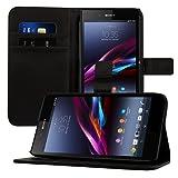 kwmobile Wallet Case Hülle für Sony Xperia Z Ultra -
