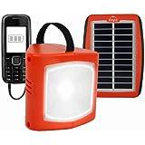 D.light S300 Solar Lantern/ Charger, Orange