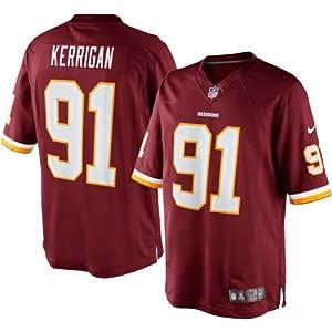 Nike Washington Redskins Ryan Kerrigan #91 NFL Youth LIMITED Jersey (Large (14 16)) by Nike