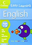 English: Age 7-8 (Collins Easy Learning Age 7-11) Collins Easy Learning