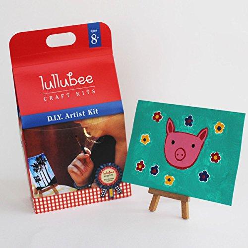 Lullubee D.I.Y. Artist Kit