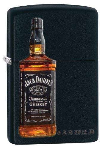 Feuerzeug Jack Daniels Bottle