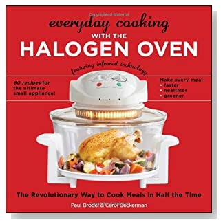 Halogen Convection Oven Recipes
