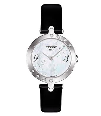 Tissot T-Trend Flamingo Ladies Diamond Watch T0032096611200